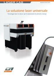 La soluzione laser universale - OR LASER