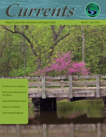 Elkhart County Parks Information and Program Guide
