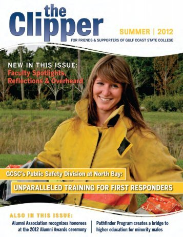 The Clipper | 1 - Gulf Coast Community College
