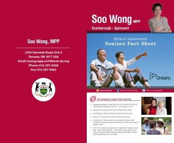 Soo Wong, MPP