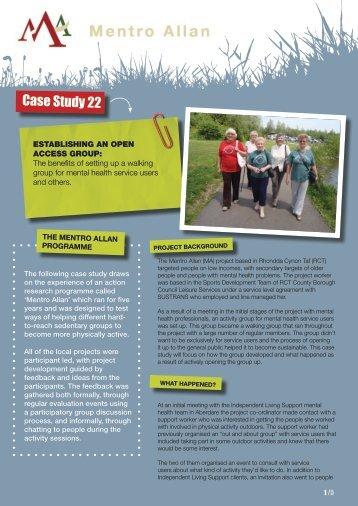 Case Study 22 - Sport Wales