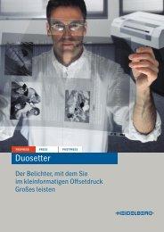 Duosetter - Reproservice Kiel