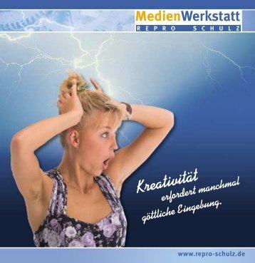 MedienWerkstatt - Repro Schulz