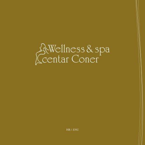 Wellness Spa Centar Coner Katalog Usluga Sheraton Zagreb Hotel