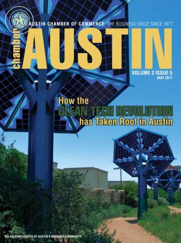 VOlUME 2 ISSUE 5 - The Greater Austin Chamber of Commerce