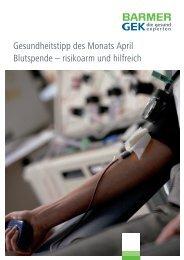 Gesundheitstipp April 2011 - Potsdamer Laufclub