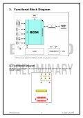 Hardware Interface Description - Standard ICs - Page 3