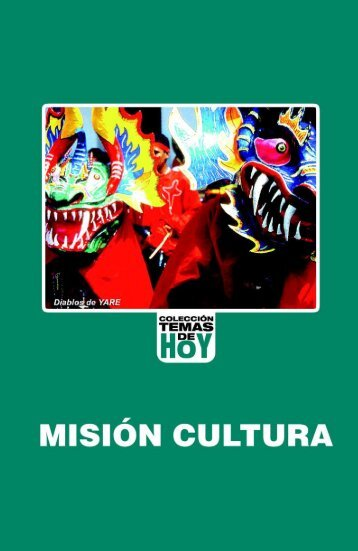 Misión Cultura - MinCI
