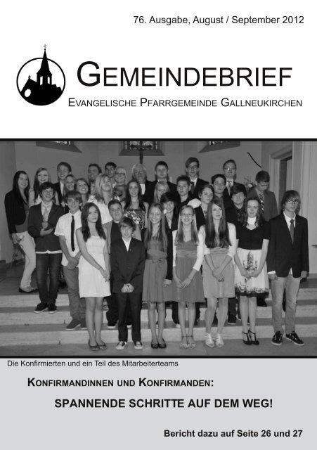 Stadtgemeinde Gallneukirchen - Home - STADT (er)leben