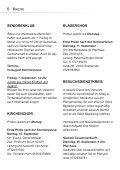 GEMEINDEBRIEF - Evangelische Pfarrgemeinde Gallneukirchen - Page 6