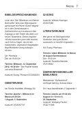 GEMEINDEBRIEF - Evangelische Pfarrgemeinde Gallneukirchen - Page 7