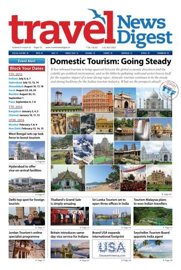 Print Edition - Travel News Digest