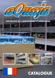CATALOGUE - Aquaja France