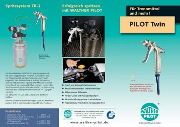 PILOT Twin - Walther Pilot