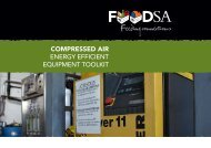 Compressed Air - Food South Australia