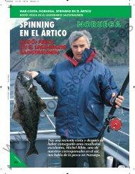 spinning en el ártico spinning en el ártico - Solopescaonline.es