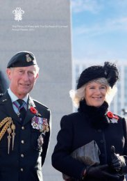Annual Review 2010 - The Prince of Wales