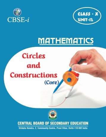 Unit-12_Circles_and_Constructions_(Core) - New Indian Model ...