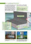 Negativabdichtungen für Mauerwerk und Beton - Köster Bauchemie ... - Seite 2