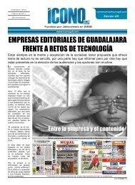empresas editoriales de guadalajara frente a retos de tecnología
