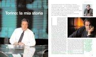 Intervista esclusiva con Giovanni Minoli - Torino Magazine