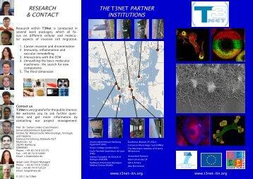 T3NET - Institut Européen de Chimie et Biologie