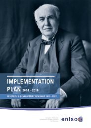 Implementation Plan 2014 – 2016 - Smart Grids European ...