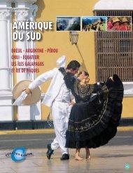AMÉRIQUE DU SUD - Voyages Cassis