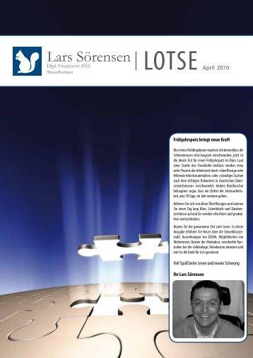 Lars Sörensen - Steuerausblick