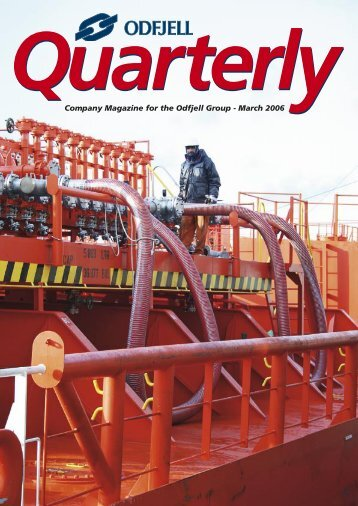 Quarterly March 2006 - Odfjell