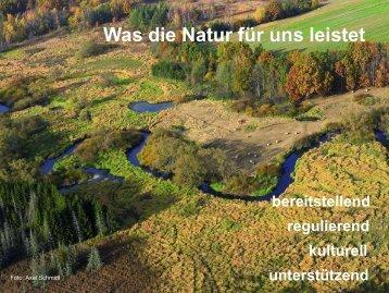 Naturschutzziele in Niederösterreich, Mag.a Manuela Zinöcker