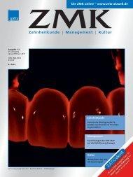 Ausgabe 1-2/2013 - ZMK-Aktuell