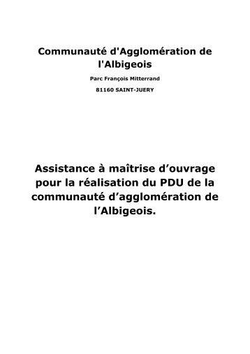 ccap - Communauté d'agglomération de l'Albigeois