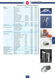 Technische Preisliste Kapitel 06 - 2013/06