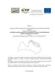"""Pētījums """"Eiropas Savienības un pārējās ārvalstu finanšu palīdzības ..."""
