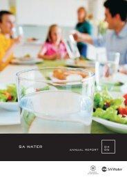 SA Water Annual Report 2004-05