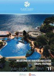 relatório de sustentabilidade grupo pestana - Pestana Hotels ...