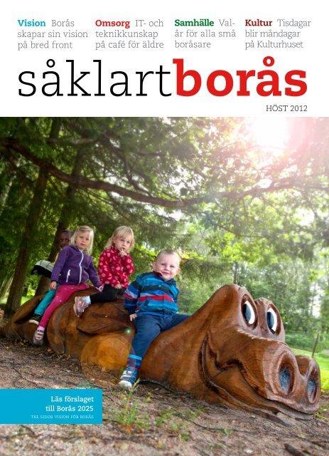 Nummer 2/2012 för nerladdning - Borås