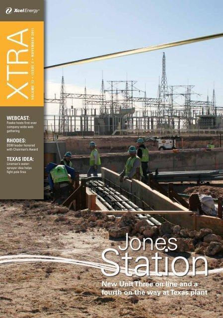 November 2011 - Volume 12 - Issue 2 - Xcel Energy