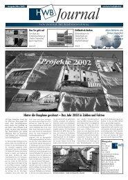 PDF HWB-Journal März 2002 - h e n n i g s d o r f . d e