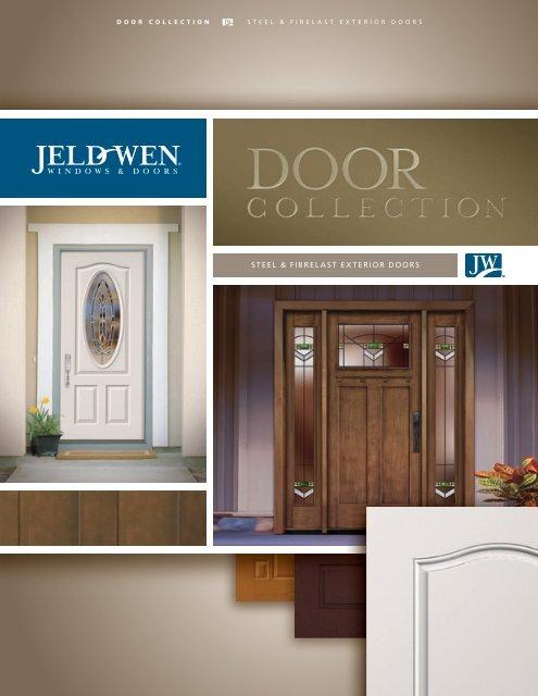 Steel Fibrelast Exterior Doors Jeld Wen