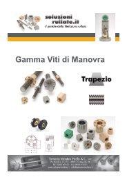 Gamma Viti di Manovra - Sea