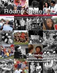 2011 Fall/Winter - Roane State Community College
