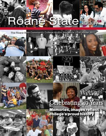 2011 Fall/Winter - Roane State Community College
