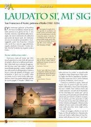 S. Francesco d'Assisi: Laudato se'