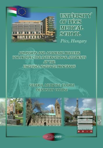 University of pécs Medical School - International Degree Programs ...