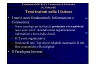 Lezione 1 - Tecnica e gestione dei sistemi industriali