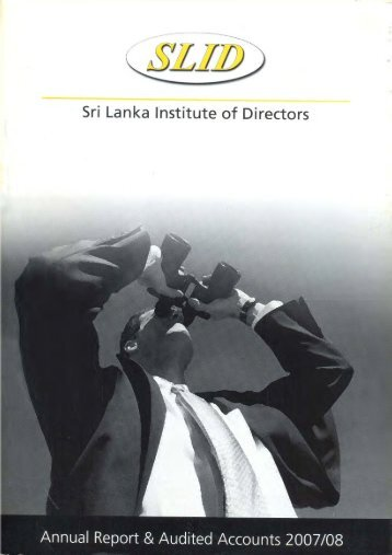 Full page photo - The Sri Lanka Institute of Directors | The  Sri Lanka ...