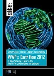 WWF's Earth Hour 2012 - WWF UK