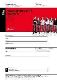pdf 2010_Deutsch_EBA_Serie 1_Diktat_Lösungen - KV Schweiz